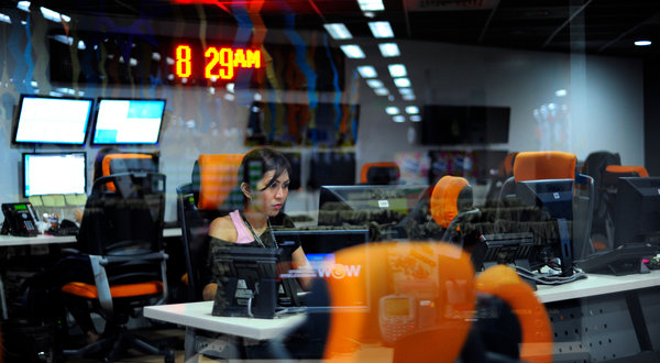 The Philippines: The New Capital of Call Centers | xraydelta