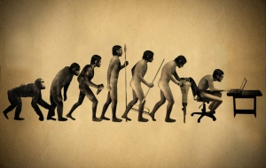 EvolutionofManStill