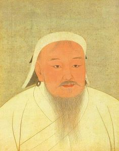 Genghis Khan, born 1162 (estimate)