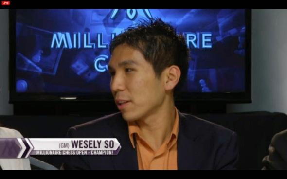 millionaire chess wesley so winner