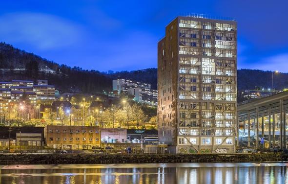 Treet Building, Bergen Norway