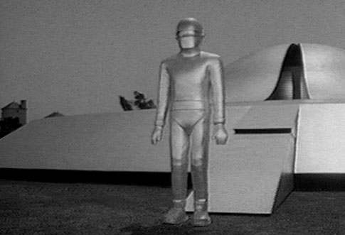I'm Gort your new trusted advisor.